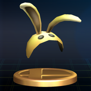 Bunny Hood Trophy (Super Smash Bros. Brawl)