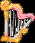 LANS Harpe du Reflux Render