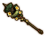Hyrule Warriors Spear Faron Spear (Level 3 Spear)