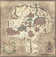 Map of Hyrule (Twilight Princess)