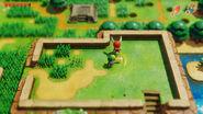 TLOZ Link's Awakening screen 13