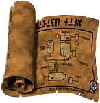 Artwork Mapa mazmorra OoT