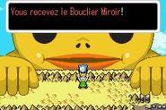 Bouclier Miroir TMC