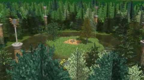 """CG Zelda Movie - """"Dark Sage"""""""