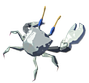 Crabe Enduro 2 BOTW