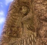 Estatua Diosa Arena OoT
