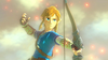 Link Arc Zelda Wii U