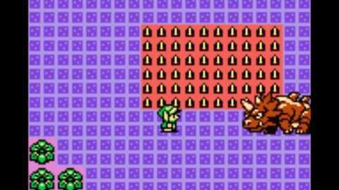 Zelda Oracle Of Seasons - Boss 2 Dodongo