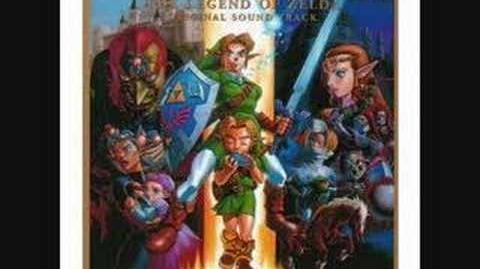 Legend of Zelda - Ocarina of Time - 25 - Zelda's Lullaby