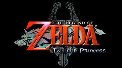 Gerudo Desert - The Legend of Zelda Twilight Princess