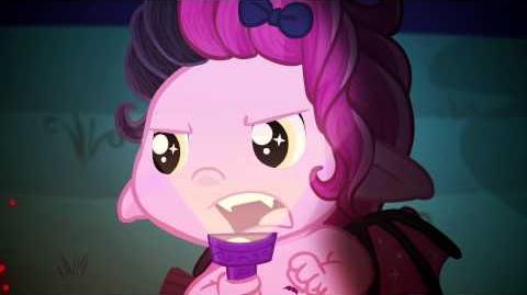 """The Zelfs Cartoon- Episode 2 """"Hair-Raising Halloween"""""""