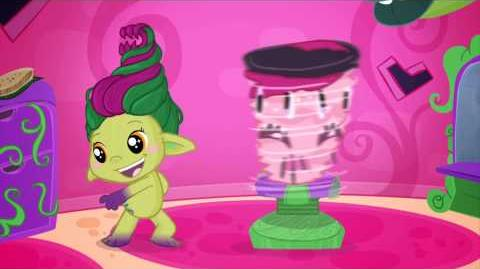 "The Zelfs Cartoon- Episode 3 ""Bad Hair Day"""