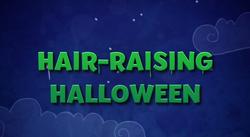 Hair Raising Halloween