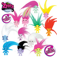 Lil' Zelfs - Wave 1 Assortment