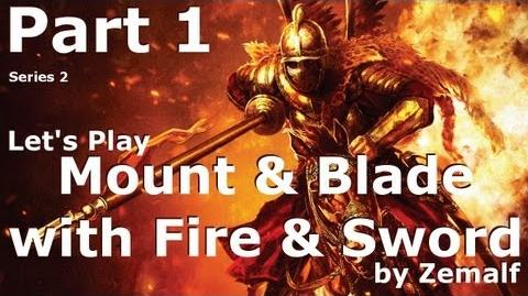 Mount & Blade with Fire & Sword - Part 1 - Getting Started, Battles Against Looters S02E01