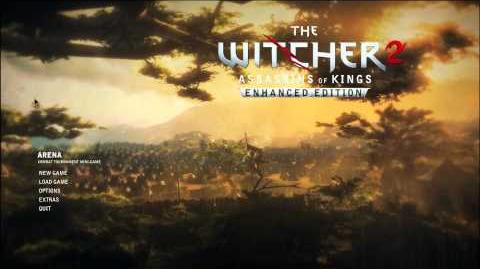 Let's Play The Witcher 2 - Part 1 - Introduction BLIND (PC) (Enhanced Edition) HD 1080p