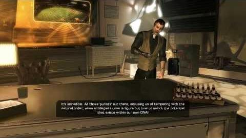 Deus Ex Human Revolution - 01 - Welcome to the Revolution