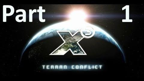 Let's Play X3TC - Part 1 (I, Trader)