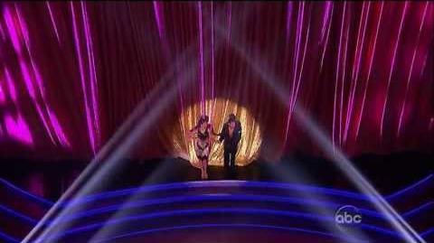 Zendaya Coleman & Val Chmerkovskiy - Cha Cha Cha - Week 6