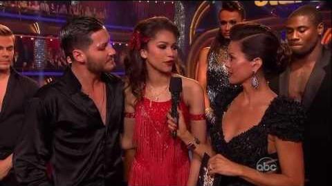 Zendaya Coleman & Val Chmerkovskiy - Samba - Week 10 The Finale