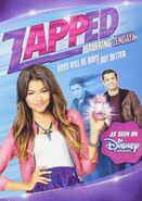 Zapped DVD (Front)
