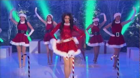 Shake Santa Shake - Zendaya HD (Music Video)-0