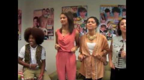 Zendaya's Private Concert at Tiger Beat Headquarters!