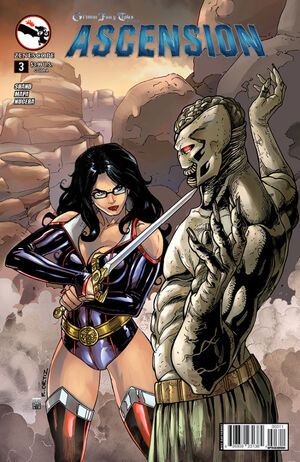 Grimm Fairy Tales Presents Ascension Vol 1 3