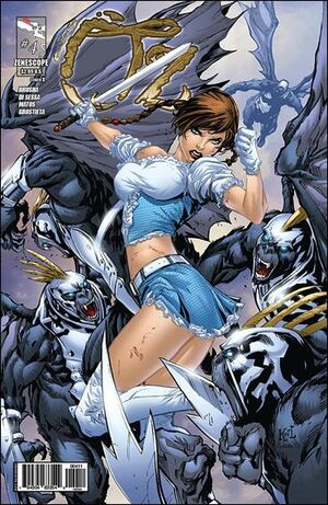 Grimm Fairy Tales Presents Oz Vol 1 4