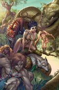 Grimm Fairy Tales Presents The Jungle Book Vol 1 1-F