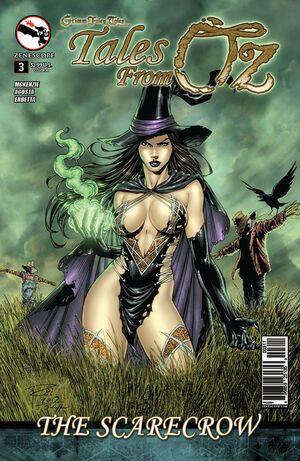 Grimm Fairy Tales Presents Tales From Oz Vol 1 3