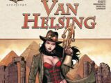 Van Helsing vs.the Mummy of Amun-Ra (TPB) Vol 1 1