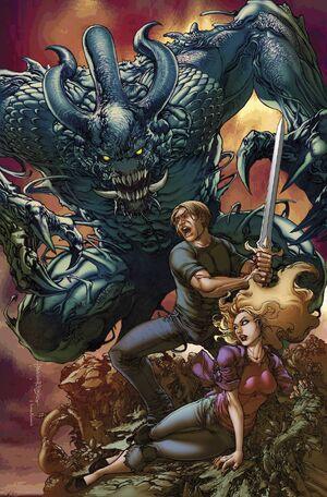 Grimm Fairy Tales Vol 1 110-PA