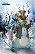 Grimm Fairy Tales Presents Alice in Wonderland Vol 1 3-D