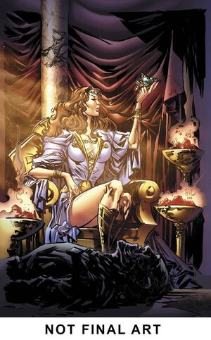 Grimm Fairy Tales Presents Oz Reign of the Witch Queen Vol 1 6-PA
