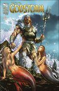 Grimm Fairy Tales Presents Godstorm Vol 1 2