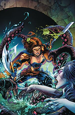 Belle Beast Hunter Vol 1 3-PA