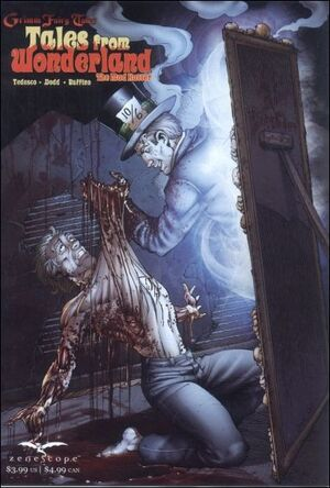 Tales from Wonderland Mad Hatter Vol 1 1