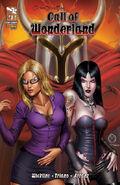 Grimm Fairy Tales Presents Call of Wonderland Vol 1 1-B