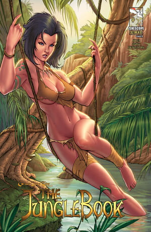 Grimm Fairy Tales Presents The Jungle Book Vol 1 2