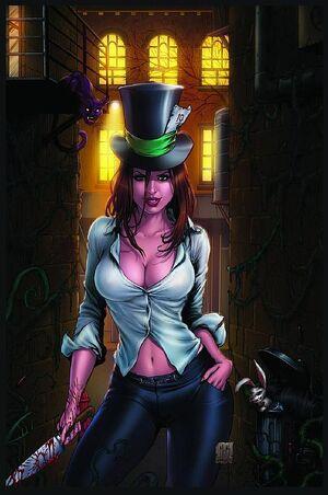 Grimm Fairy Tales Presents Madness of Wonderland Vol 1 1-B-PA