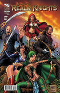 Grimm Fairy Tales Presents Realm Knights Vol 1 1-D