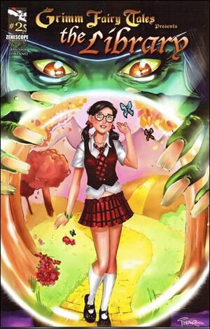 Grimm Fairy Tales Presents The Library Vol 1 2