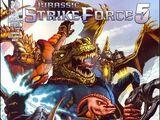 Jurassic Strike Force 5 Vol 1 1