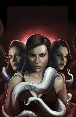 Charmed Season 10 Vol 1 1-PA
