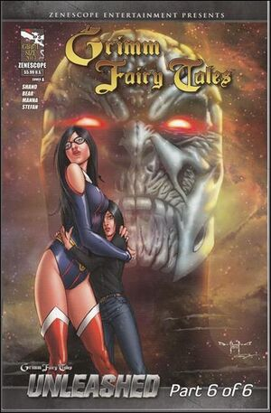Grimm Fairy Tales Giant-Size Vol 1 4