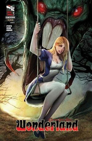 Wonderland Annual Vol 1 2012