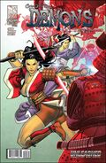 Grimm Fairy Tales Presents Demons The Unseen Vol 1 2-C