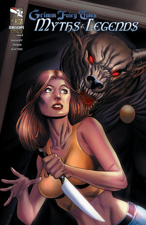 Grimm Fairy Tales Myths & Legends Vol 1 15