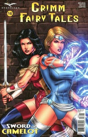 Grimm Fairy Tales Vol 2 16
